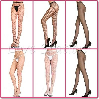 Sexy Fishnet Pantyhose tights 3 Size Net and 2 Colours