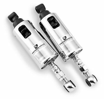 Progressive Suspension 422 Series Rear Shocks Harley Davidson Softail