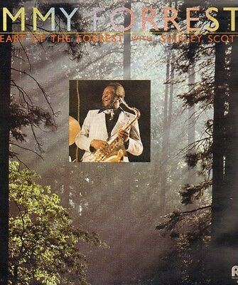 JIMMY FORREST - heart of the forrest LP