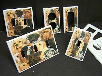 Dog Lover #1   Light Switch Cover Plate Or Outlet Cover