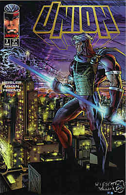 Union Us Image Comic Vol.1 # 7/'95