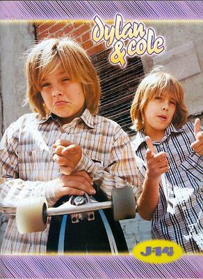 Dylan & Cole Sprouse - The Suite Life - T.i. - Pinup - Clipping