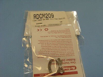 Dental Rubber Dam Clamp No 209 RDCM209 HU FRIEDY Original