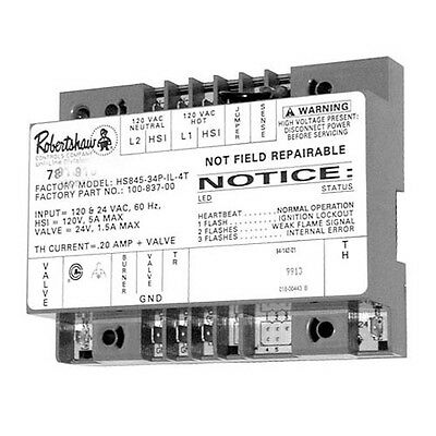 Ignition Control Module - Bakers Pride M1196X