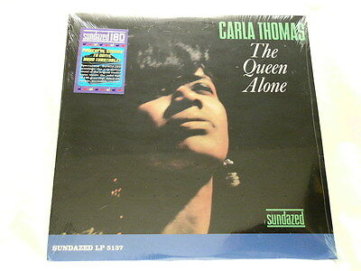 CARLA THOMAS The Queen Alone 180 gram Vinyl NEW SEALED LP