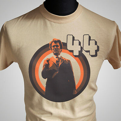 Dirty Harry 44 Movie Themed Retro T Shirt Clint Eastwood Magnum Force