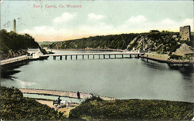 Ferry Carrig, Co Wexford by Lawrence, Publisher.