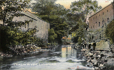 Longford. Camlin River in Reliable Series by Stoker, Stationer, Longford # 2611.