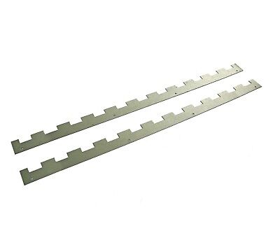 Hive Parts Castellated Frame Spacers Holding 11 frames x 2