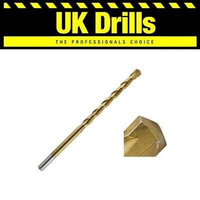 1 x EXTREME MASONRY DRILL BIT | TITANIUM COATED FOR CONCRETE/BRICK