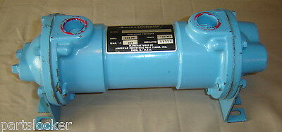 American Industrial Ab-701-A4-Fp Heat Exchanger New