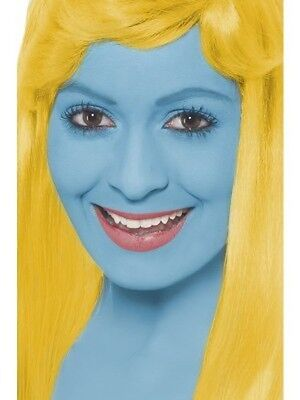 Smurf Make-Up - Cartoon Character Costume Accessory-Smurfs Creative Make Up