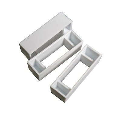 Hive Parts Narrow Plastic Frame Ends / Spacers 50