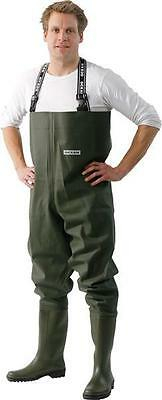 Ocean Original Chest Waders / 5-70 Chestwaders 500g PVC