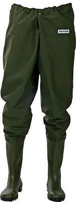 Ocean Original Belt Waders / 5-65 Fishing Waist Waders 500g PVC