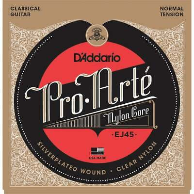 D'Addario EJ45 Pro Arte Classical Guitar Strings - Normal Tension