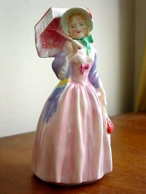 Royal Doulton Pretty Ladies MISS DEMURE Figurine HN1402