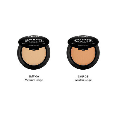 """1 NYX Stay Matte But Not Flat Powder Foundation - SMP """"Pick Your 1 Color""""*Joy's*"""