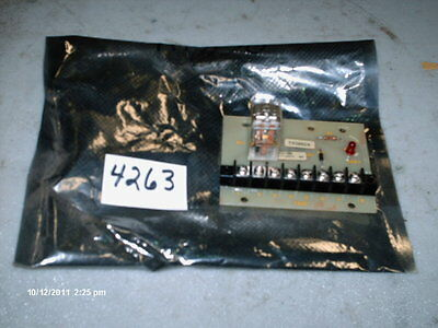 Westinghouse Run-Enable Relay Board 9032-108A (NEW)