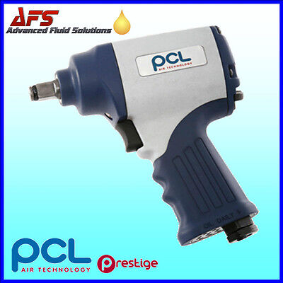 Genuine PCL APP201 1/2 Drive Prestige Air IMPACT WRENCH lightweight Nut Gun NEW