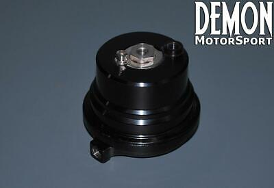 Spring Housing Cap for our 60mm External V Band Wastegate (Black)