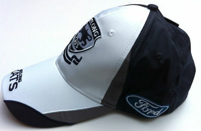 Geelong Cats AFL White Training Cap / Hat BNWT