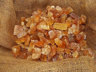 2000 Carat Lots of Unsearched Natural Citrine Calcite Rough
