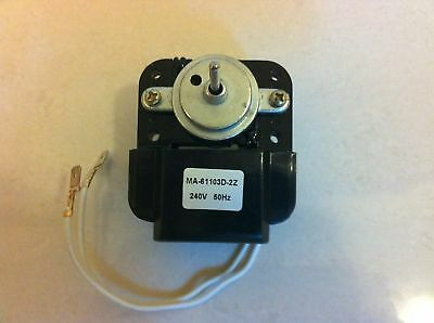 Universal FRIDGE FAN MOTOR Reversible Evaporator 240V 50HZ  0536