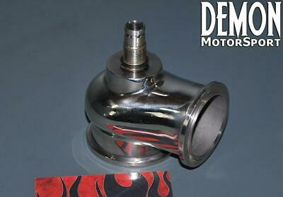 Bottom Valve Housing Base For Our 44mm V Band Wastegate (Stainless)