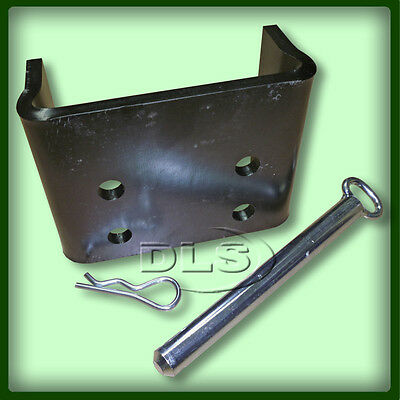 Land Rover Adjustable Towing Drop Plate - Slider Bracket And Pin (Rtc8831)