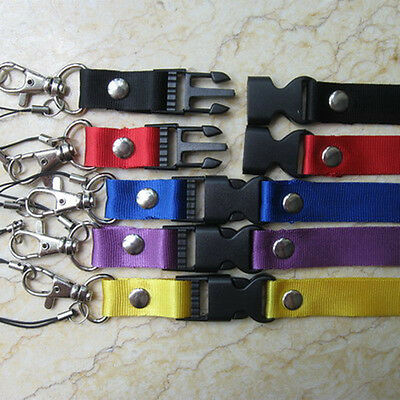 5 X Neck Strap Lanyard for Camera Mp3 ID Cell Phone 5C
