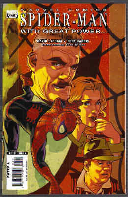 Spider-Man <With Great Power...> Us Marvel Comic Vol.1 # 4/'08 Paperpack