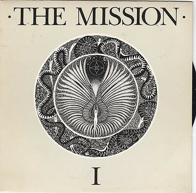 """THE MISSION - serpent kiss / wake 45"""""""