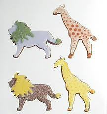 1 Zoo Lion Cookie Cutter Party Food