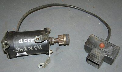 5Tecumseh Electric Starter 590670, 120V, for 5HP 2 Cycle