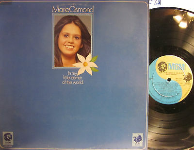 ► Marie Osmond - In My Little Corner of the World