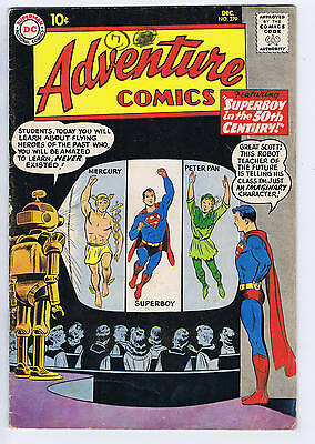 Adventure Comics #279 DC Pub 1960