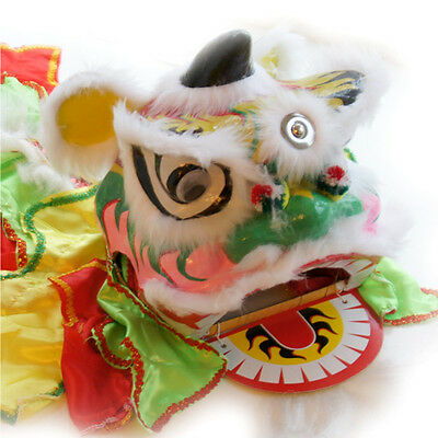 Chinese Lions Head Costume - Chinese New Year