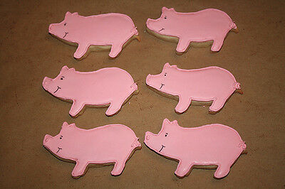 1 Pig Cookie Cutter Western / Farm Party