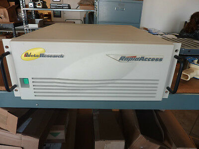 Vela Research Rapid Access Model 65600-10 Used