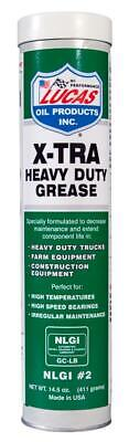 LUCAS XTRA HEAVY DUTY GREASE 411g cartridge /wheel bearings,water resist /marine