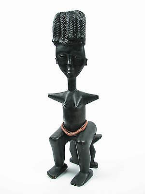 GothamGallery Fine African Art - Fante Seated Figure