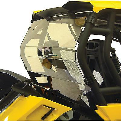 Can Am Commander Maverick 800 1000 11-13 Rear Panel Window Windshield  Cab Back