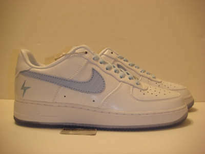 2008 Brand New Deadstock NIKE AIR FORCE 1 PREMIUM LADAINIAN TOMLINSON QS sz 10