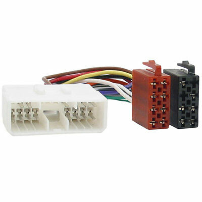 ISO WIRING HARNESS for HOLDEN COMMODORE VT VU VX cable connector lead plug wire