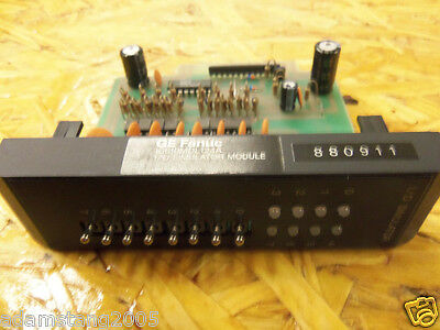 New Ge Fanuc Ic610Mdl124A Input Out Relay Simulator Module