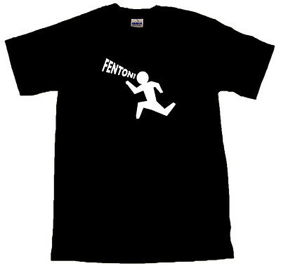 Fenton/Benton Cool T-SHIRT ALL SIZES # Black
