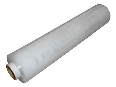 1 Rolls Clear Pallet Stretch  Shrink Wrap Film Non-Extended 400mm x 250m 20mu