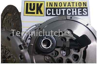 Luk Dual Mass Dmf Flywheel Pack And Clutch Kit For Ford Mondeo 2.0 Diesel 6