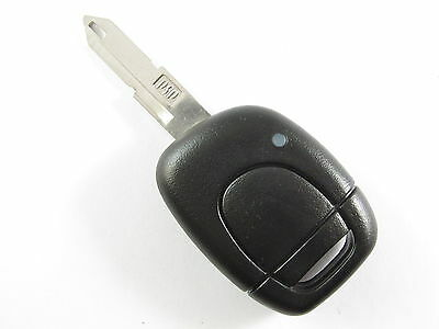 Renault kangoo clio Megane one button remote key fob repair  with battery space